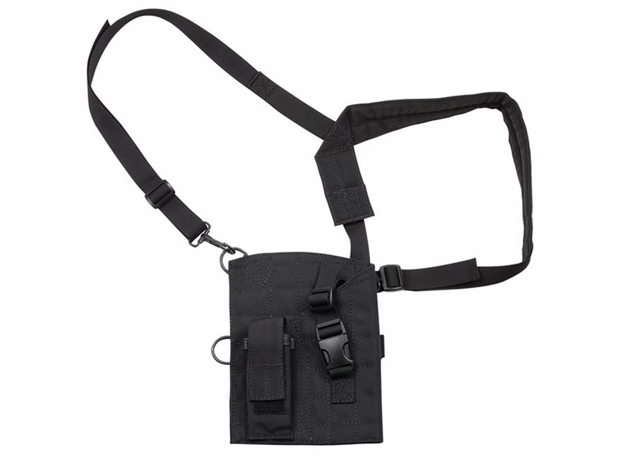 BLACKHAWK! Alaska Guide Shoulder Holster with Magazine Pouch Right Hand 1911 Government...