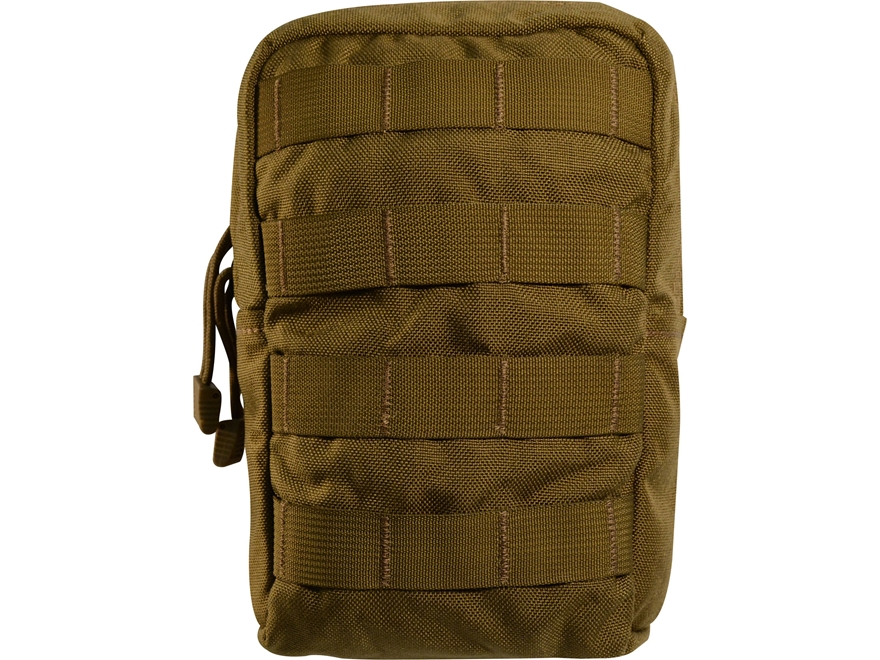 Military Surplus MOLLE II Utility Pouch Grade 1 Coyote Tan