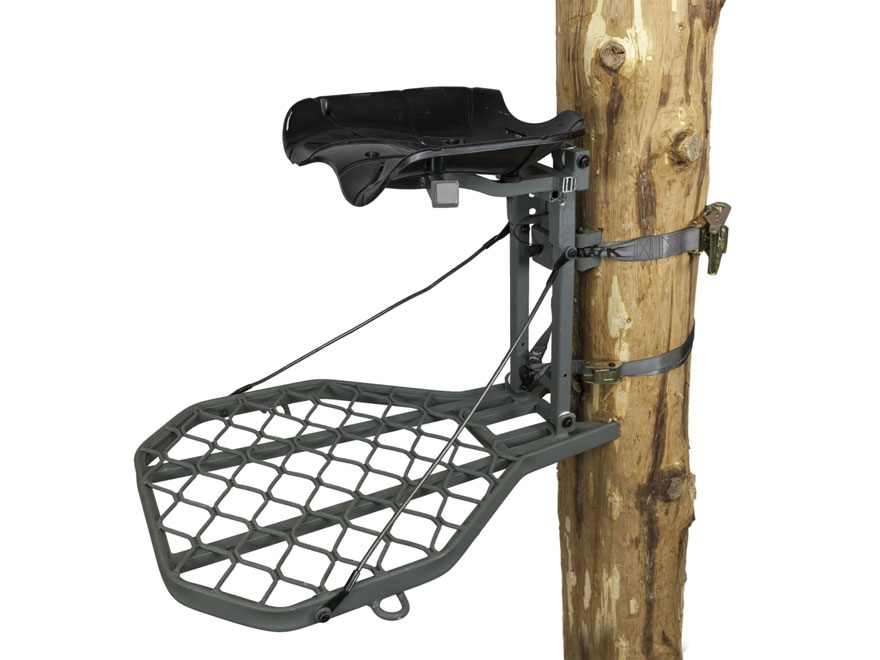 Hawk Xplor Hang On Treestand Steel Gray