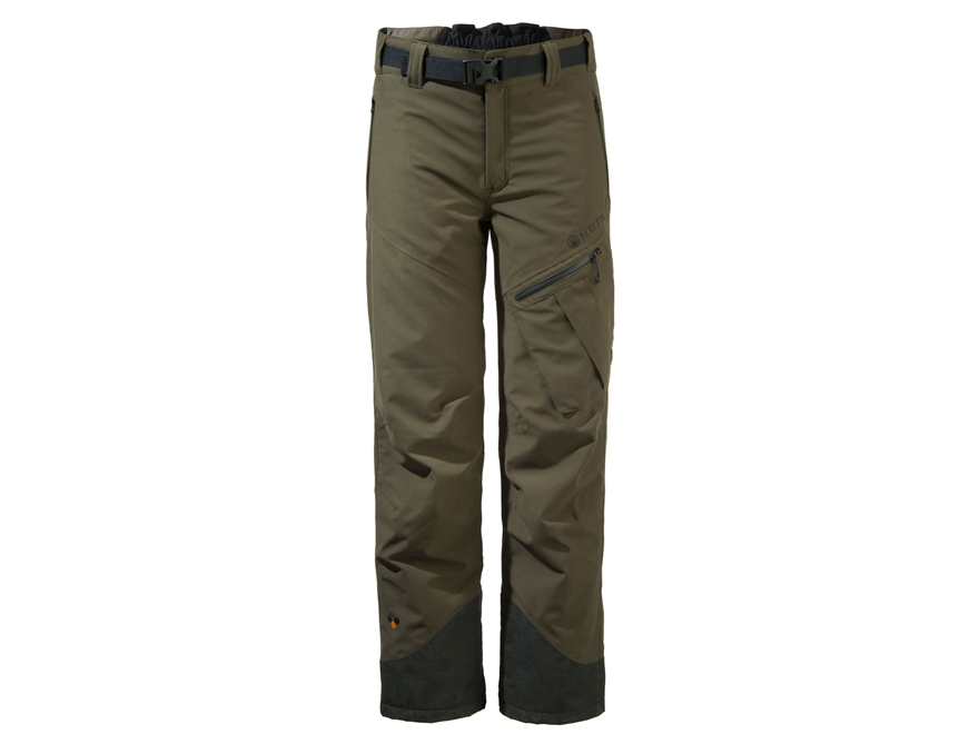 Beretta Men's Static Insulated Waterproof Pants Nylon