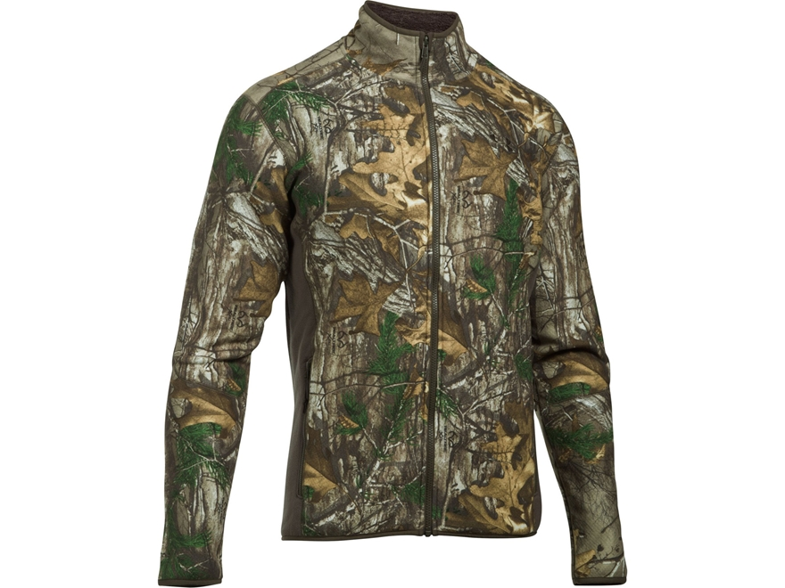 Under Armour Men's UA Stealth Mid-Season Scent Control Jacket Polyester Realtree Xtra C...