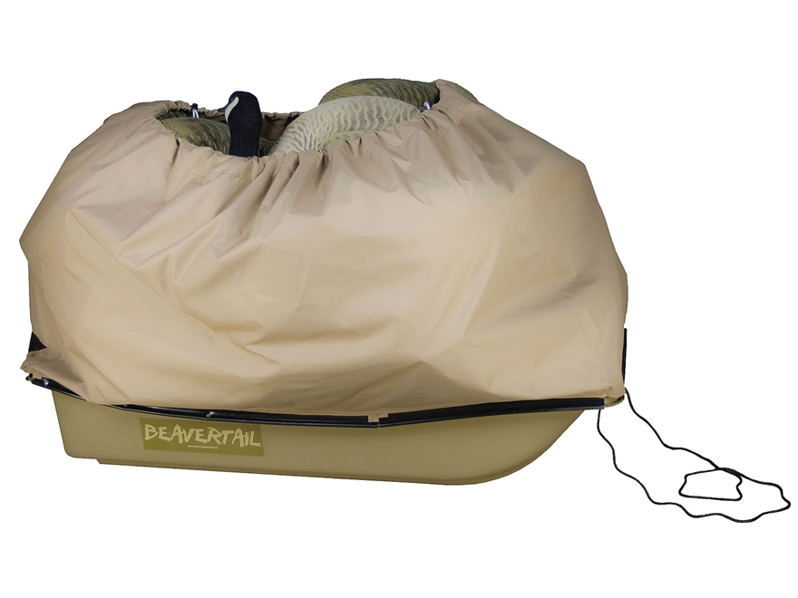 Beavertail Sport Sled and Decoy Hauler Package