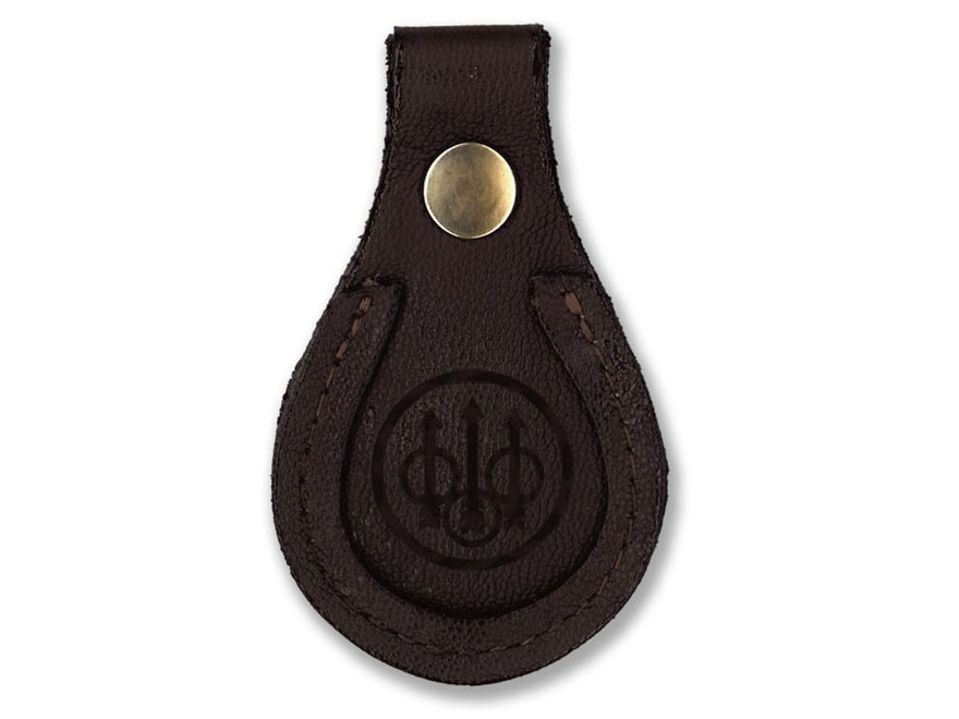 Beretta Barrel Rest Toe Pad Leather Brown