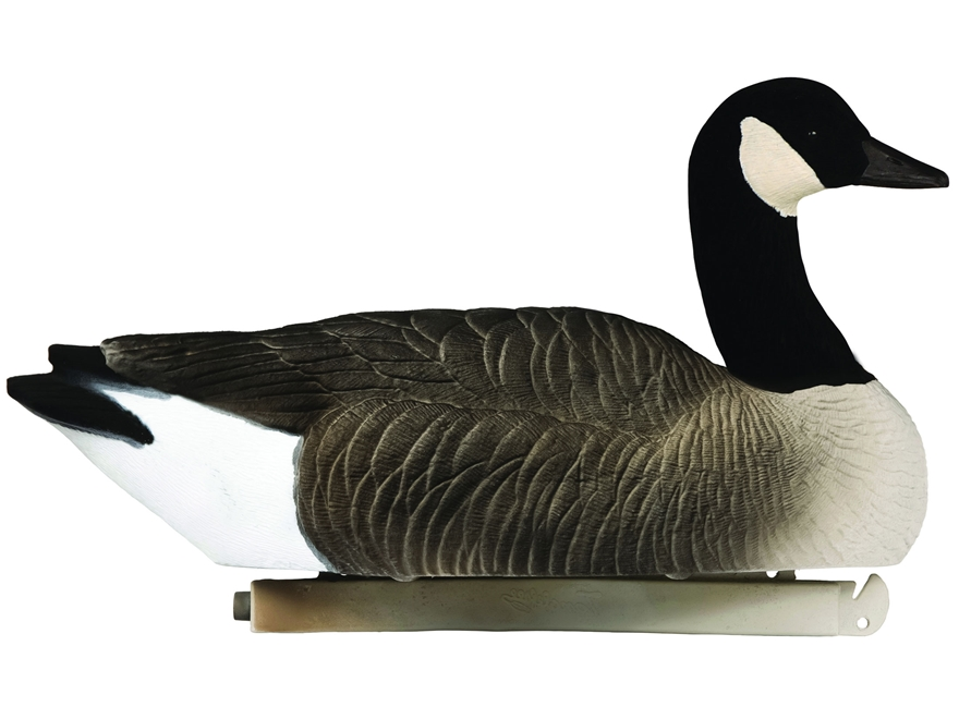 Tanglefree Pro Series Canada Goose Floater Fully Flocked Decoy Pack of 4