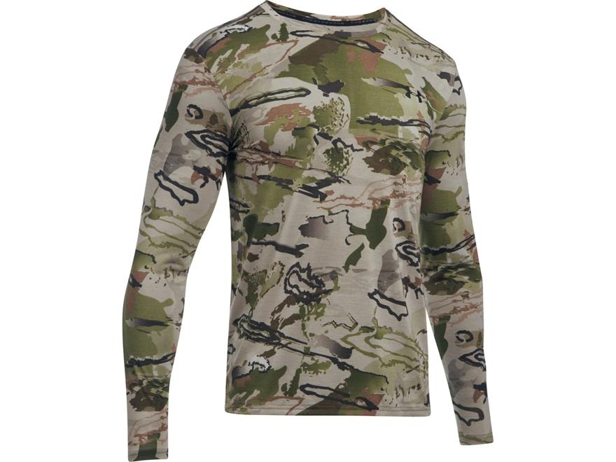 Under Armour Men's UA Early Season Base Layer Shirt Long Sleeve Polyester
