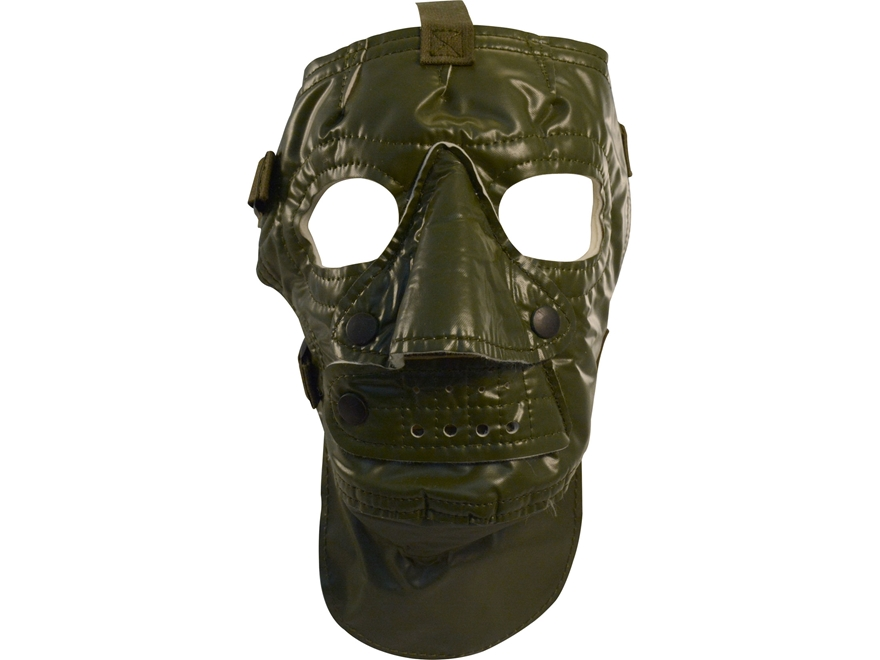 Military Surplus Extreme Cold Weather Face Mask Grade 1