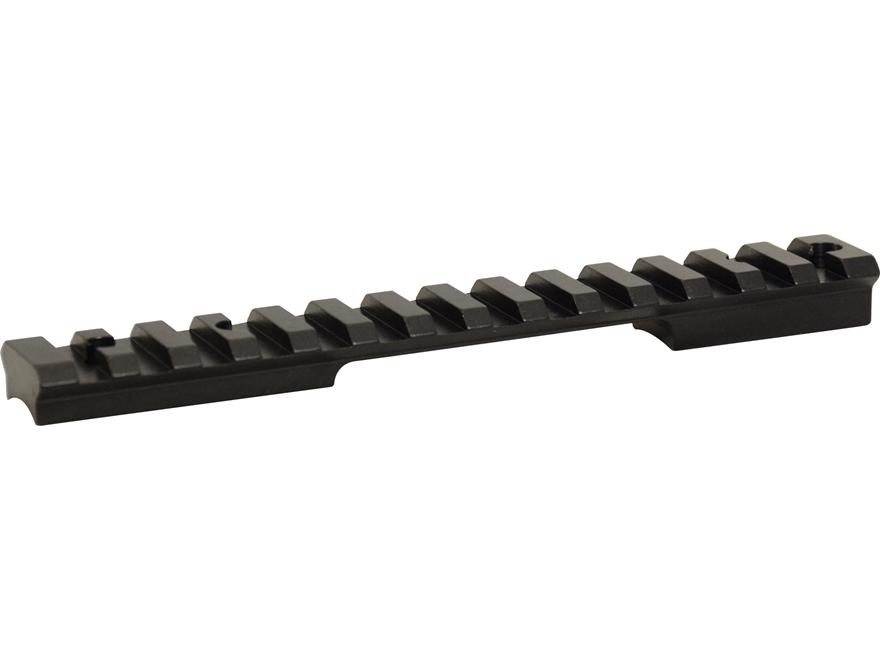Leupold 1-Piece Mark 4 Long Range Picatinny-Style 20 MOA Scope Base (8-40 Adaptable) Sa...