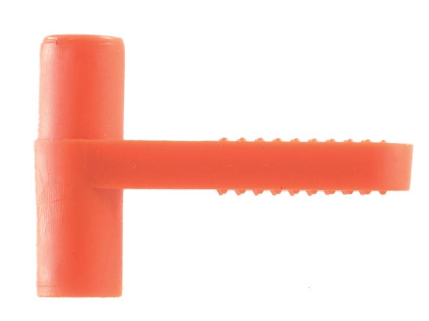 Kleen-Bore Chamber Safety Flags 22 Caliber Pistol Nylon Orange Pack of 2