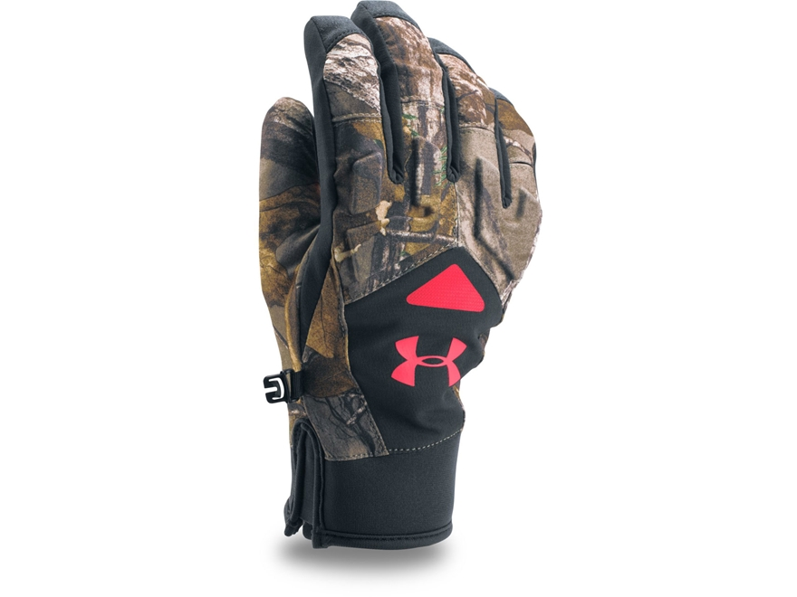 Under Armour Women's UA Primer 2.0 ColdGear Infrared Scent Control Gloves Polyester