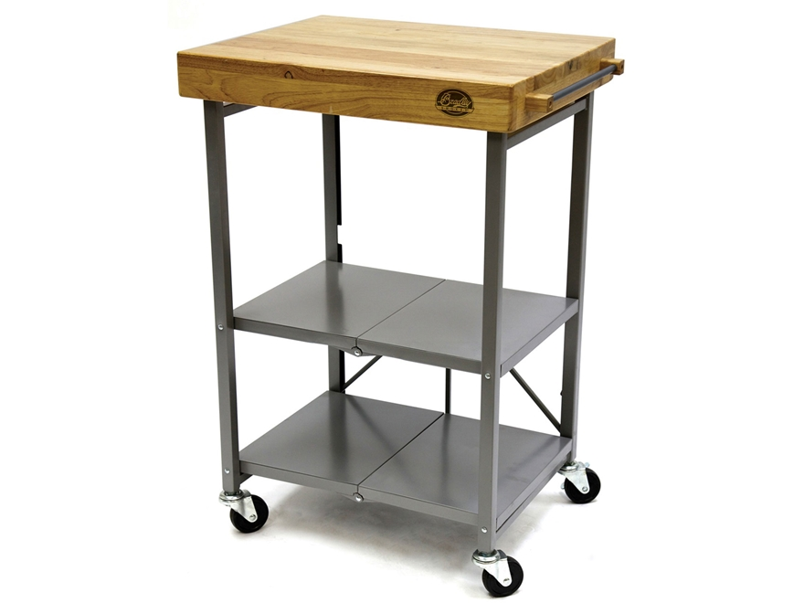 Bradley Smokers Folding Smoker Cart Steel