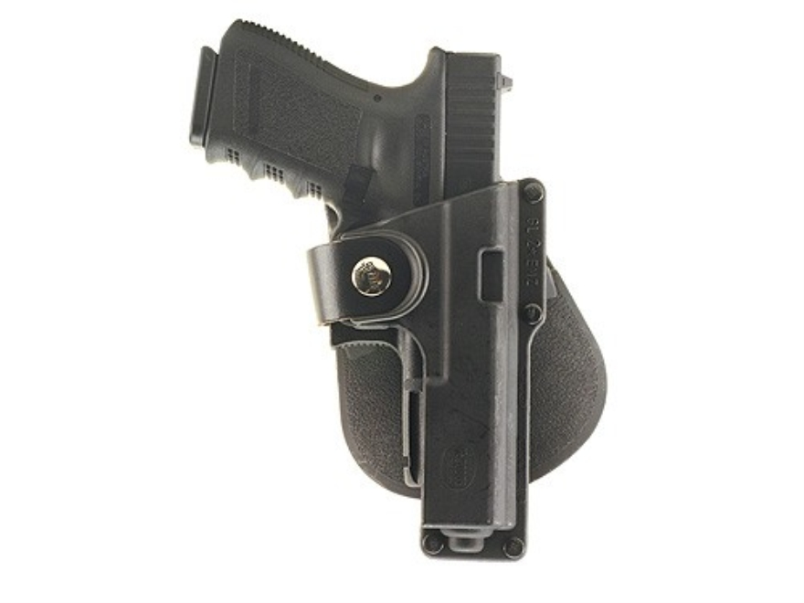 Fobus Tactical Speed Paddle Holster Right Hand Glock 19, 23, 32 with Laser or Light Pol...