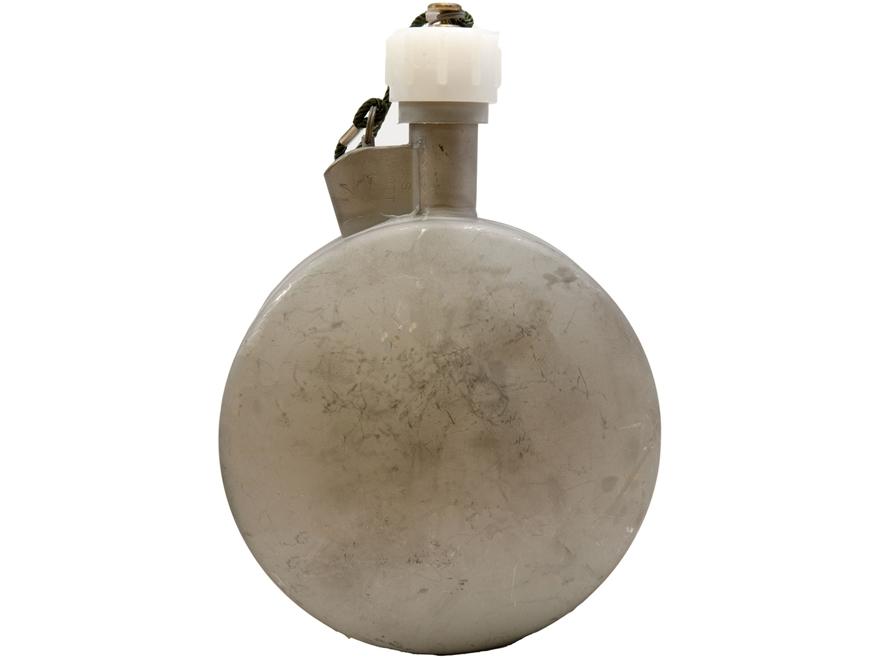 Military Surplus 1-Quart Arctic Canteen Grade 2