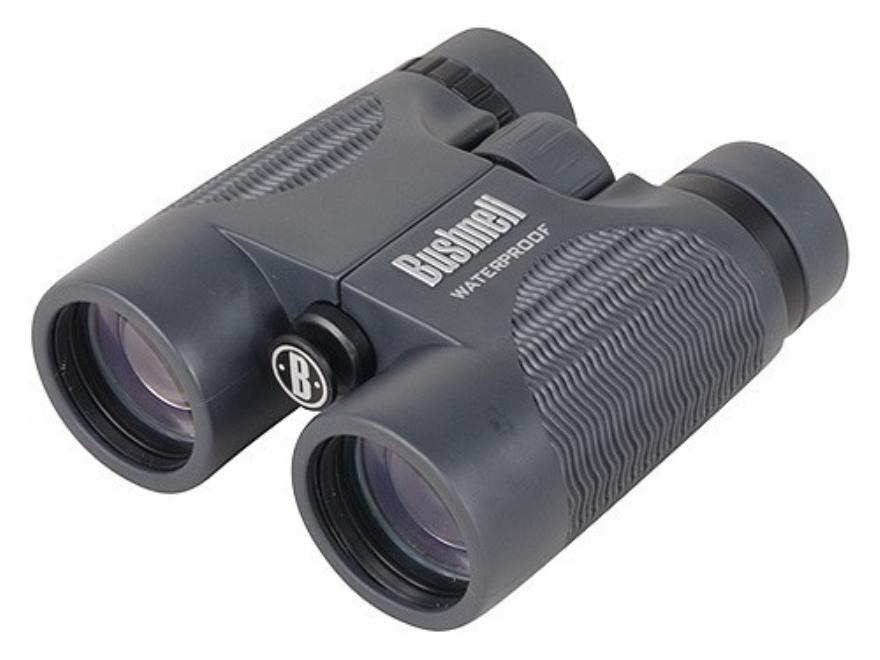 Bushnell H2O Binocular 8x 42mm Roof Prism Rubber Armored Black