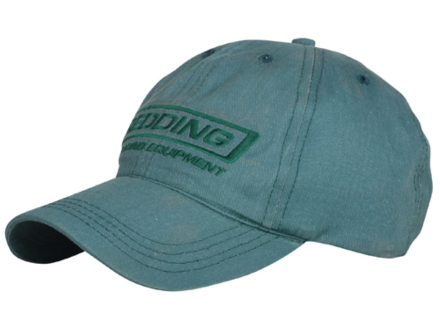 Redding Shooting Cap Cotton Faded Green