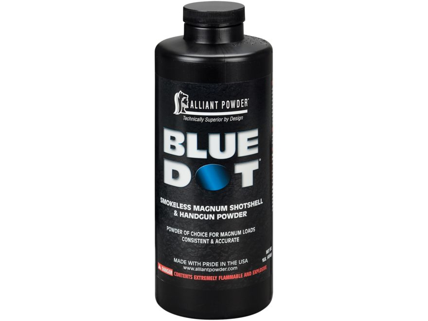 Alliant Blue Dot Smokeless Powder