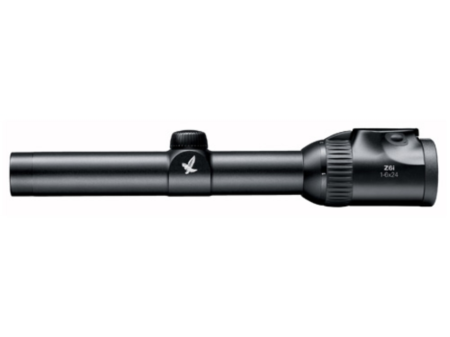 Swarovski Z6i 2nd Generation Rifle Scope 30mm Tube 1-6x 24mm 3/20 Mil Adjustments Illum...