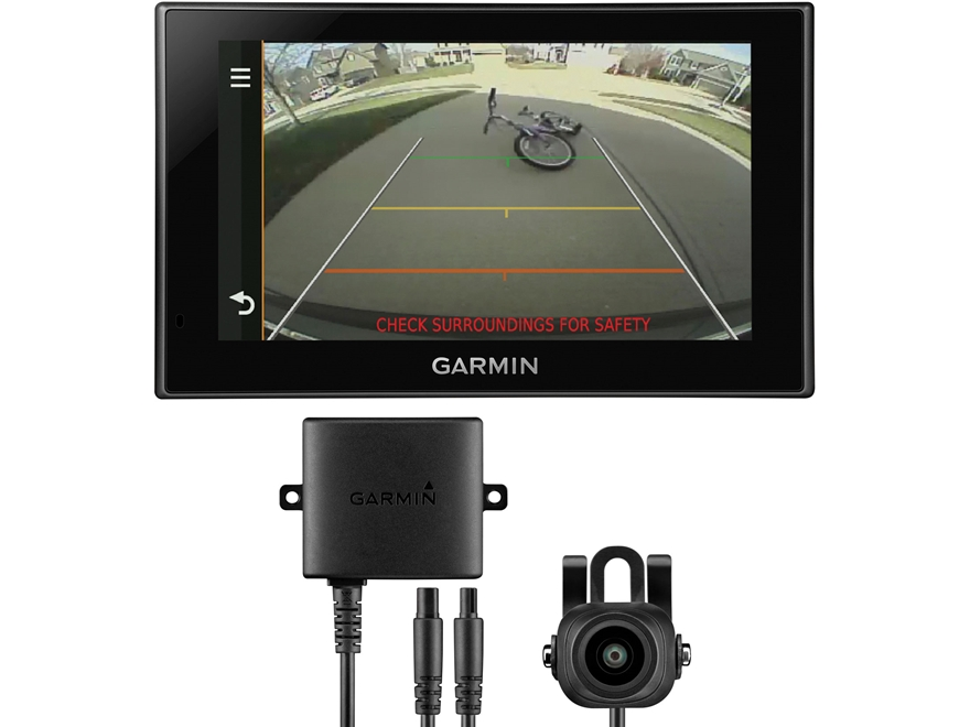 Garmin Nuvi 2789LMT Navigation Unit with BC30 Back-Up Camera