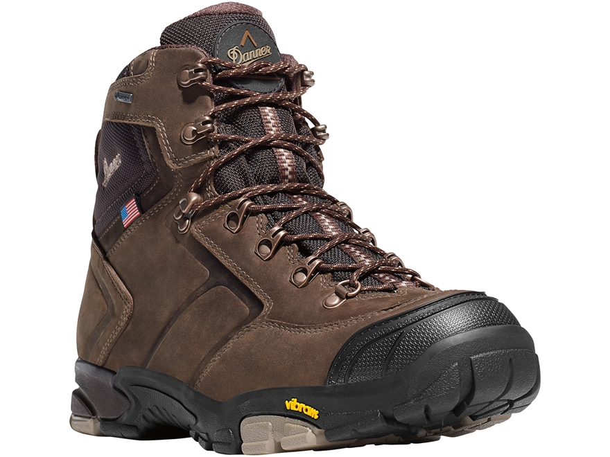 "Danner Mt. Adams 4.5"" Waterproof GORE-TEX Hiking Boots Leather and Nylon Brown Men's"