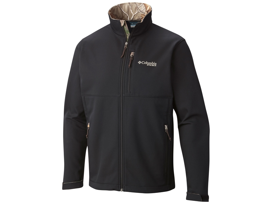 Columbia Men's PHG Ascender Softshell Jacket Polyester