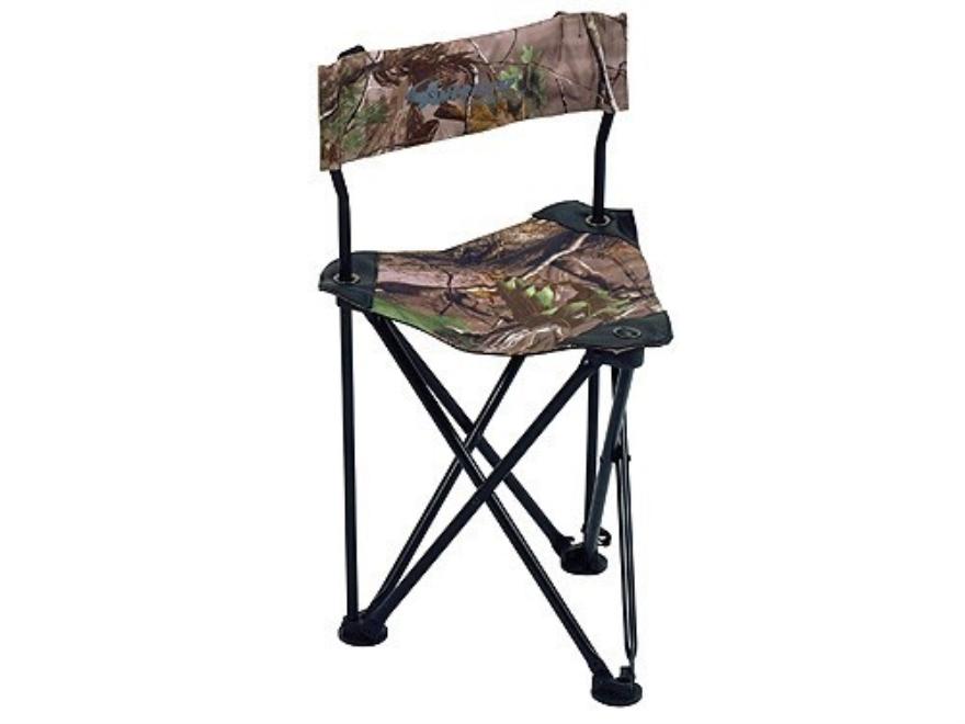 Ameristep Ground Blind Field Chair Steel Frame Nylon Seat