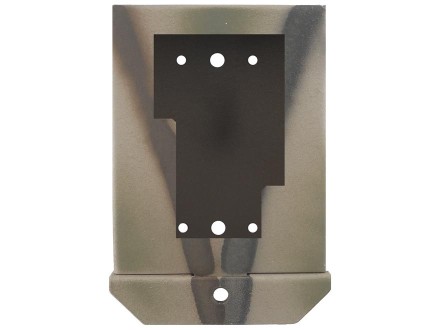 Covert Illuminator Bear Safe Digital Game Camera Security Box Steel Camo
