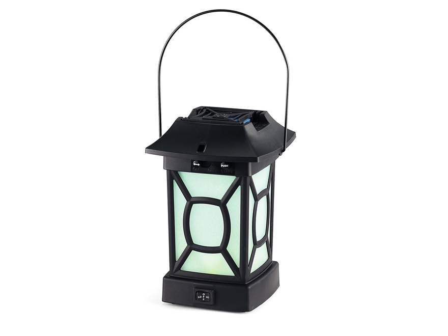 Thermacell Cambridge Mosquito Repellent Lantern Black
