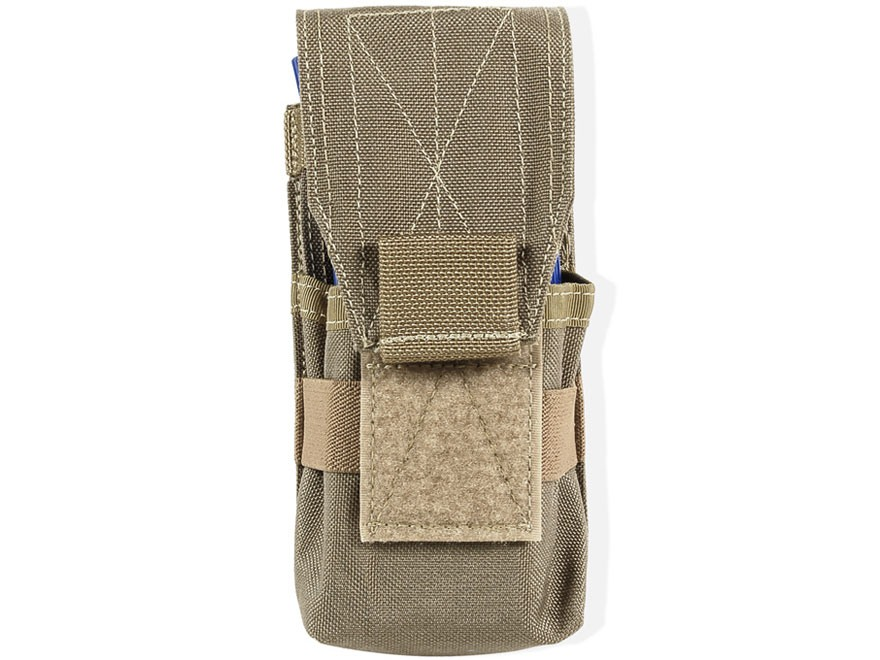 Maxpedition M14, M1A Magazine Pouch Nylon Khaki