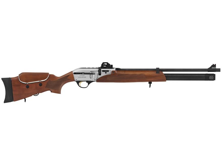 Hatsan Galatian PCP Air Rifle 177 Caliber Pellet Walnut Stock Black Barrel- Blemished