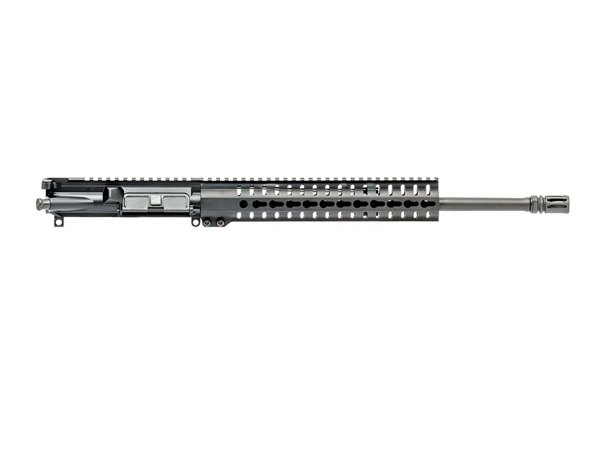 "CMMG AR-15 MK4 T Upper Receiver Assembly 300 AAC Blackout 16"" Salt Bath Nitride Finishe..."