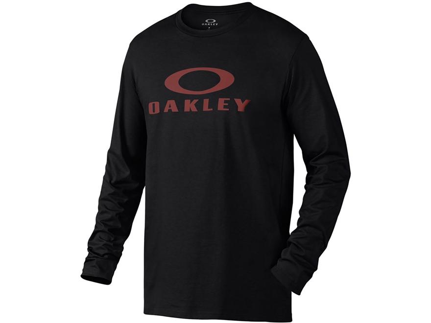 Oakley Men's Bark Repeat T-Shirt Long Sleeve