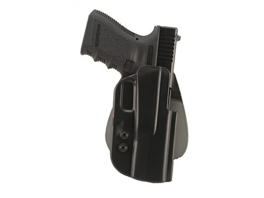Blade-Tech Revolution Injection Molded Paddle Holster Right Hand Polymer Black