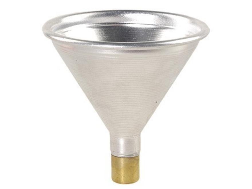 Satern Powder Funnel 44 Caliber Aluminum and Brass