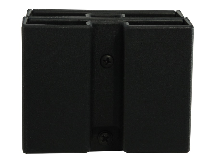 Blade-Tech Injection Molded Quad Magazine Pouch Glock Double Stack 9mm and 40 S&W Magaz...