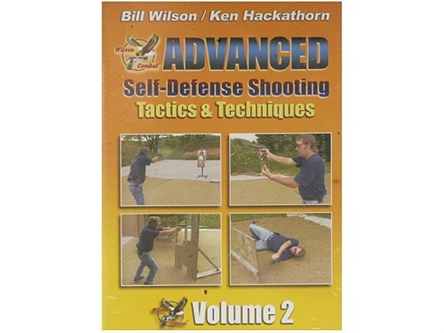 "Wilson Combat Video ""Advanced Self-Defense Shooting Tactics & Techniques, Volume 2"" DVD"
