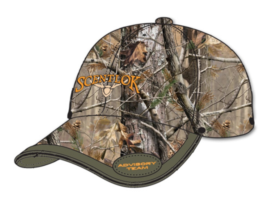 Scent-Lok Lined Cap Polyester Realtree AP Camo