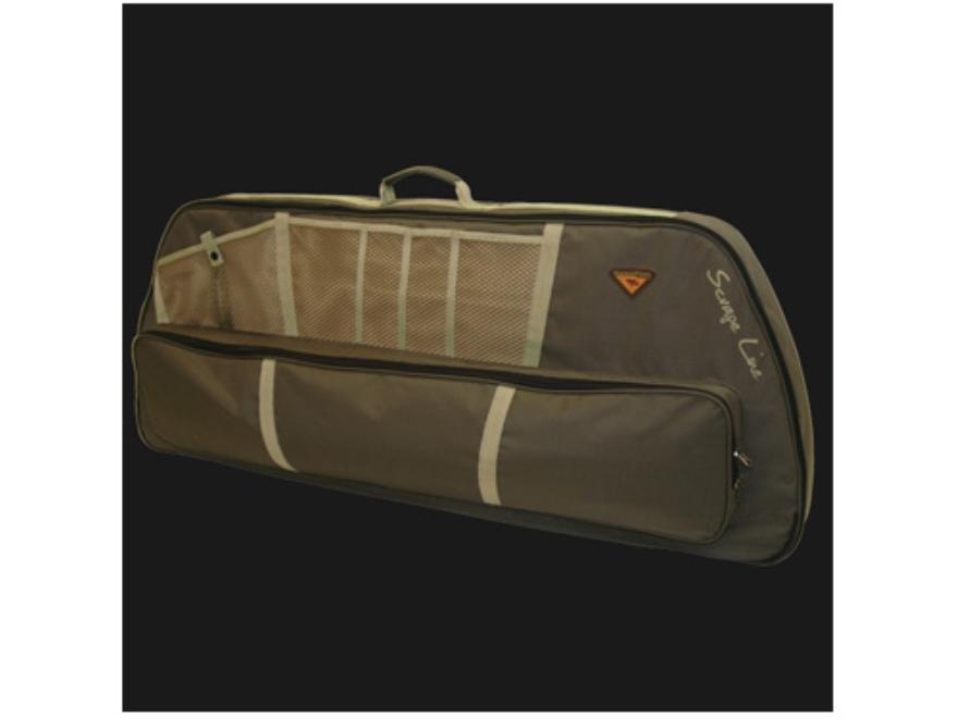 Game Plan Gear Scrape Line Bow Case Nylon Olive Drab