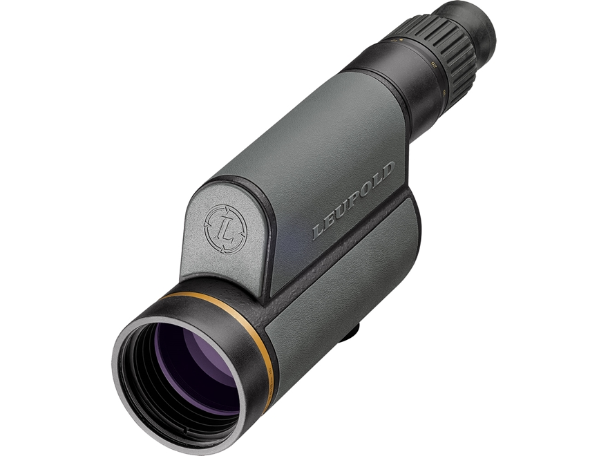 Golden Ring HD Spotting Scope 12 40x 60mm Shadow Gray