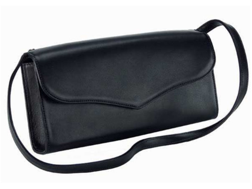 Galco Bebe Conceal Carry Handbag Leather Black