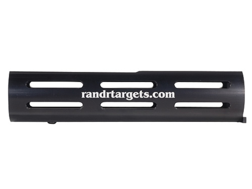 R&R Targets Vented Competition Handguard Saiga 12 Gauge Aluminum Black