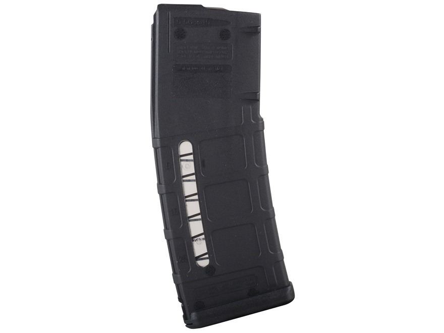 Magpul PMAG M2 MOE Magazine AR-15 223 Remington, 5.56x45mm 30-Round