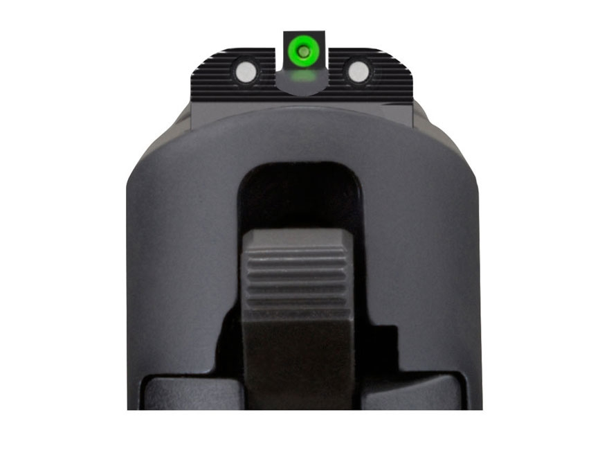 Sig Sauer X-RAY Night Sight Set #8 Tritium Green Front #8 Rear Round Notch