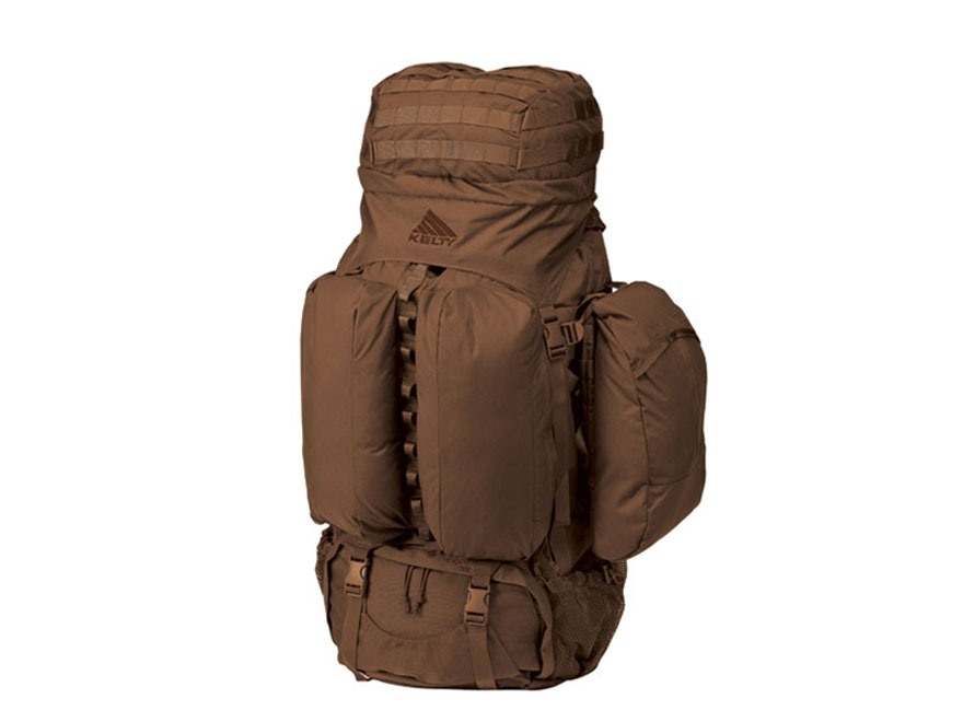 Kelty Tactical Eagle 7850 Backpack Nylon Coyote Brown