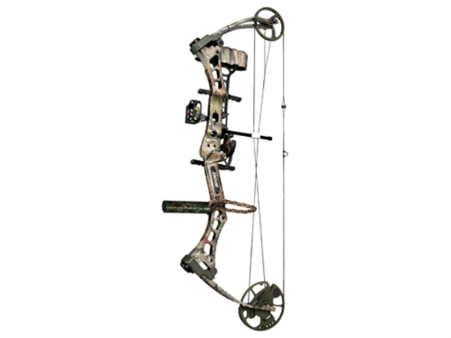 Bear Charge RTH Compound Bow Package