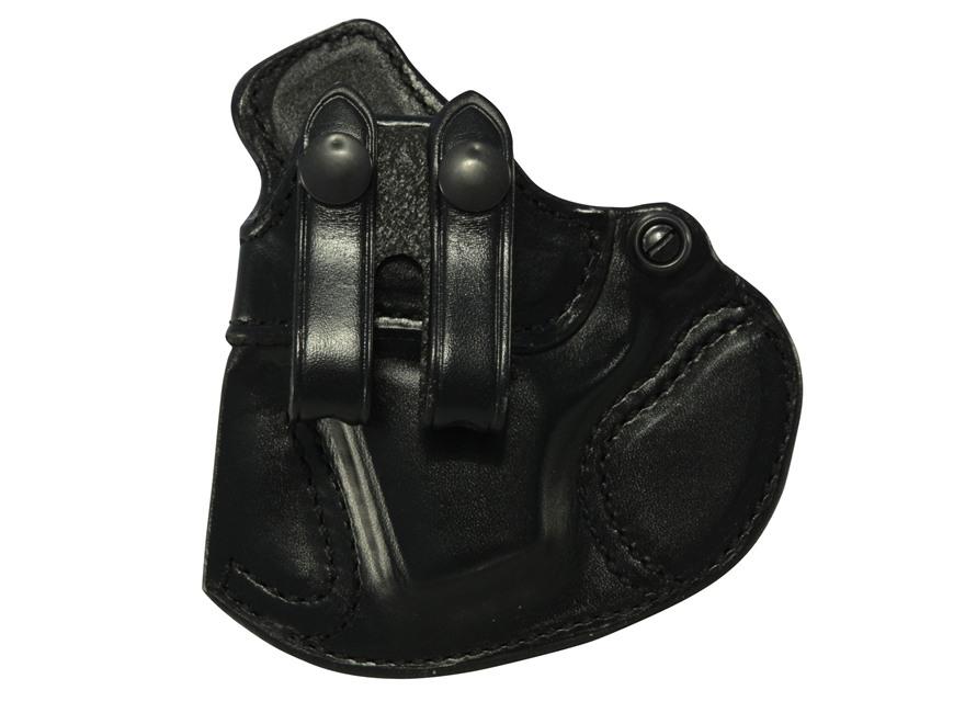 DeSantis Cozy Partner Inside the Waistband Holster Left Hand Beretta Pico Leather Black