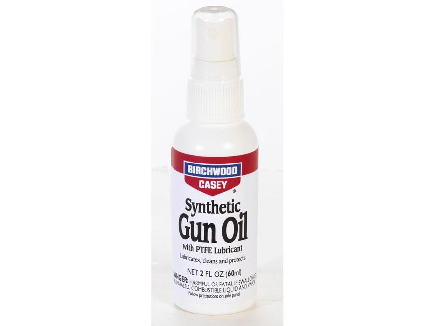 Birchwood Casey Synthetic Gun Oil 2 oz Pump
