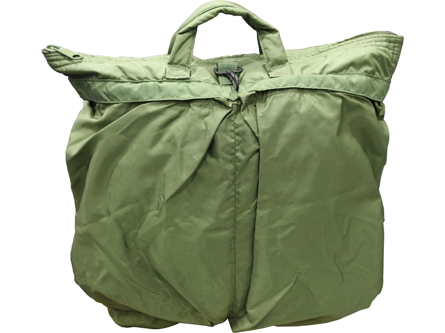 Military Surplus Flyer's Helmet Bag