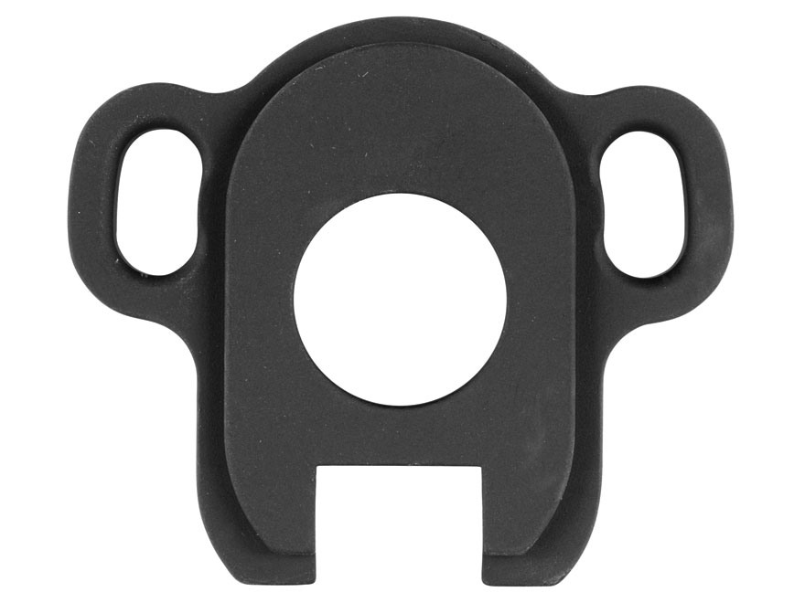 GG&G Loop End Plate Sling Mount Adapter Remington 870, 1100, 11-87 12 Gauge Aluminum Matte