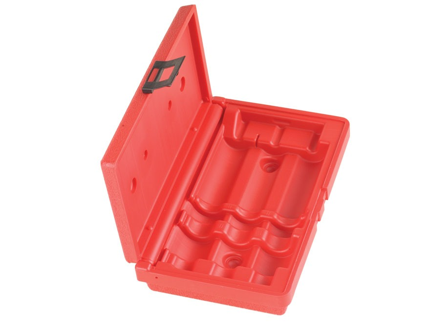 Forster Deluxe 3 Die Storage Box Red