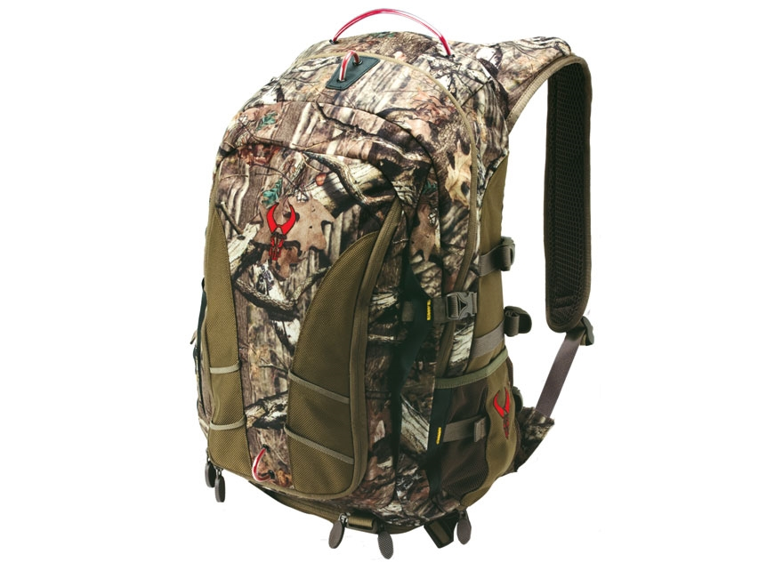 Badlands Tree Stand Backpack Polyester Mossy Oak Break-Up Infinity Camo