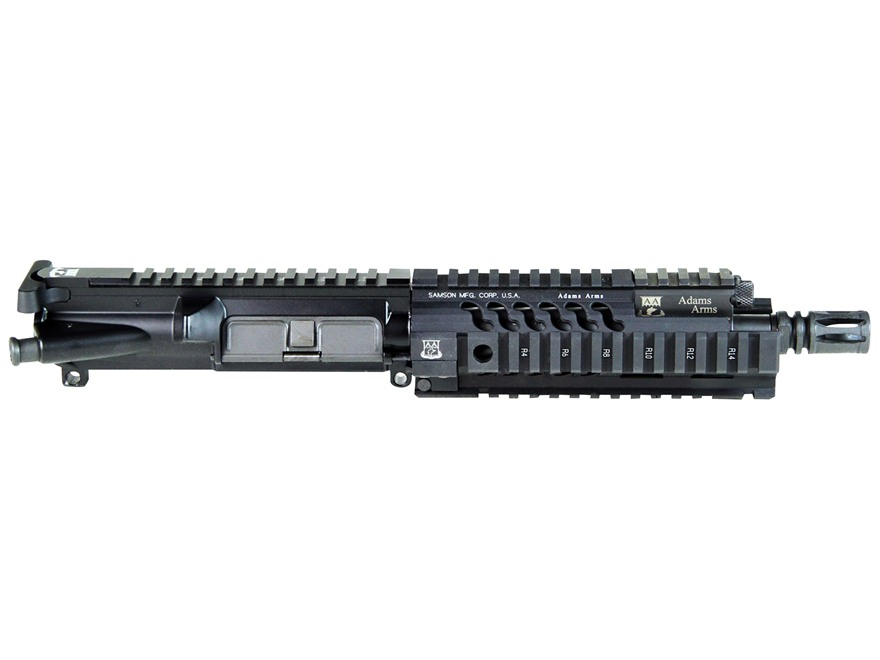 Adams Arms AR-15 Pistol PDW Tactical Elite A3 Gas Piston Upper Receiver Assembly 5.56x4...